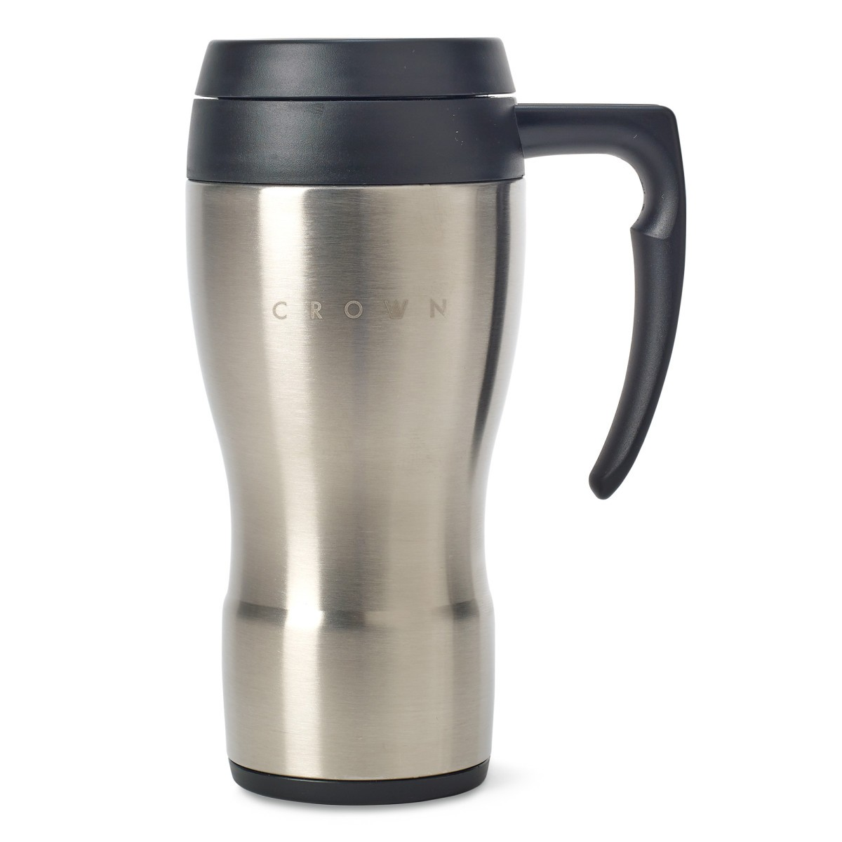 Thermocafe by Thermos Stainless Steel Travel Mug - 16 Oz.