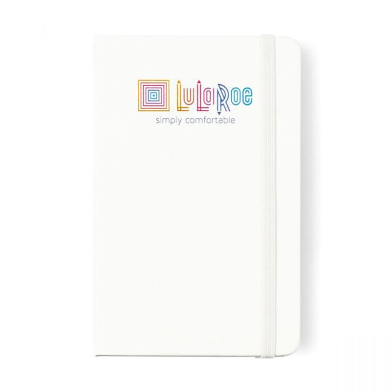 Moleskine Hard Cover Ruled Pocket Notebook