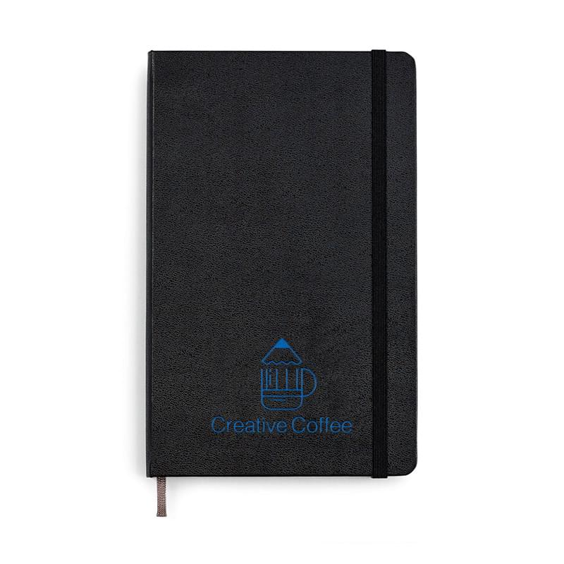 Moleskine® Hard Cover Large Dotted Notebook