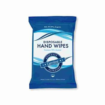 Sanitizing Disposable Hand Wipe Pack (10 wipes per pack)