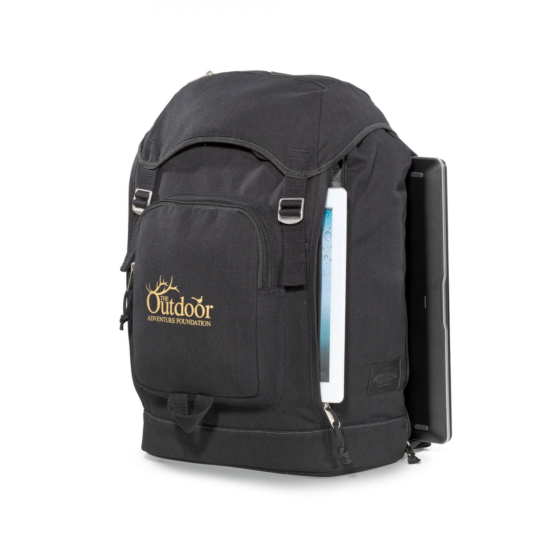 Heritage Supply Trek Computer Backpack