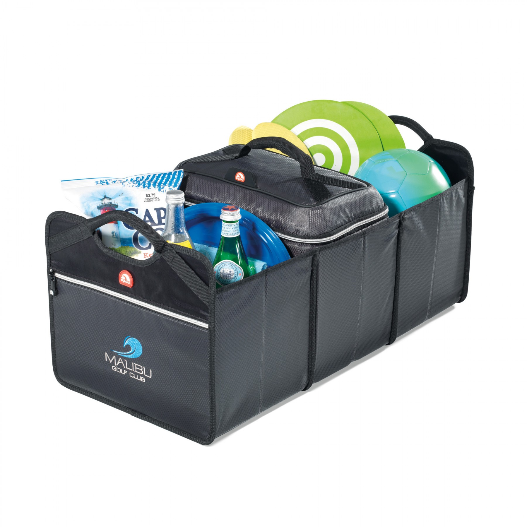 Igloo Cargo Box with Cooler