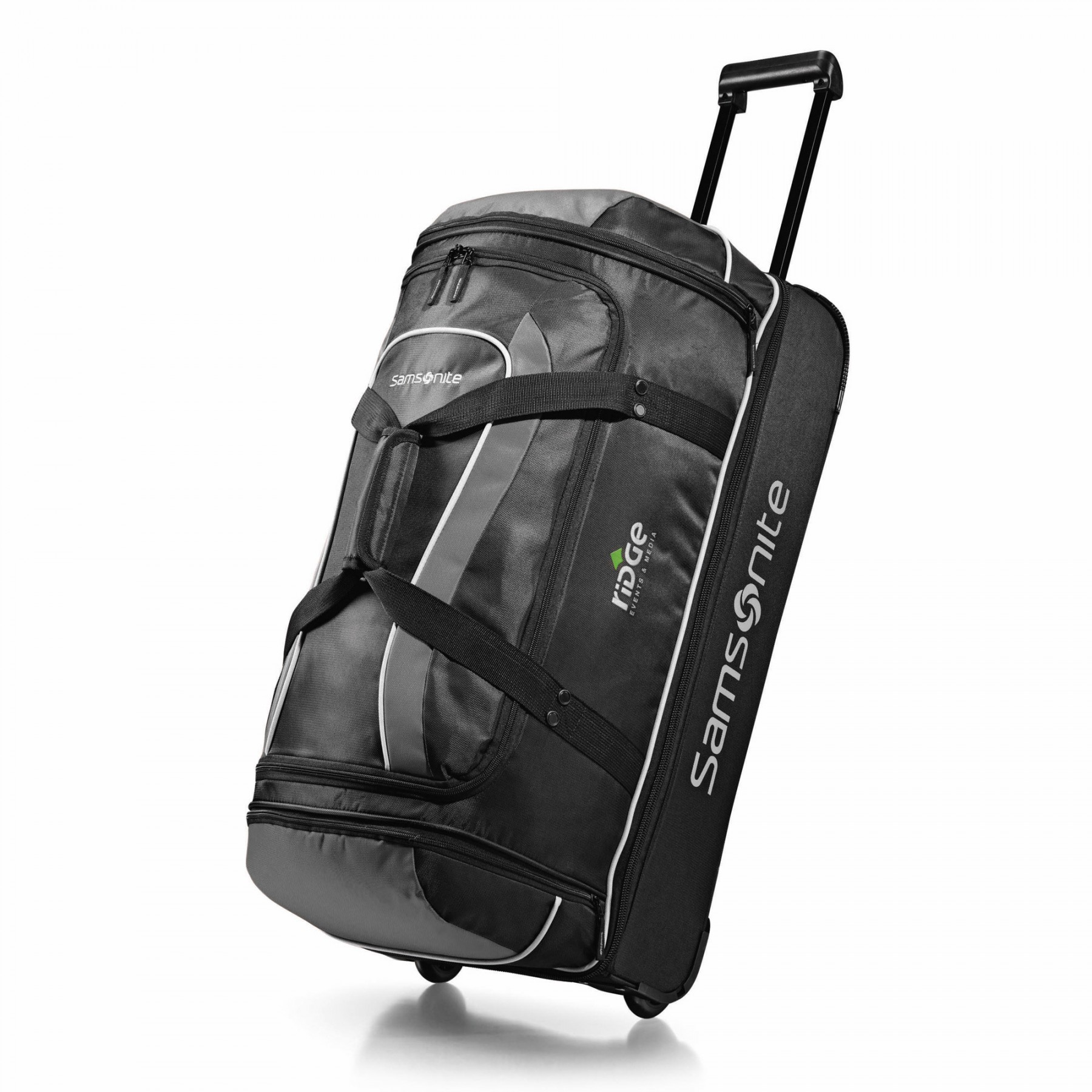 "Samsonite Andante 32"" Drop Bottom Wheeled Duffel"