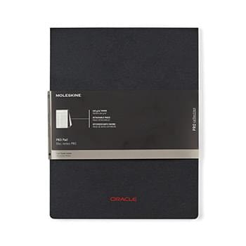 Moleskine® Ruled Letter Sized Professional Pad