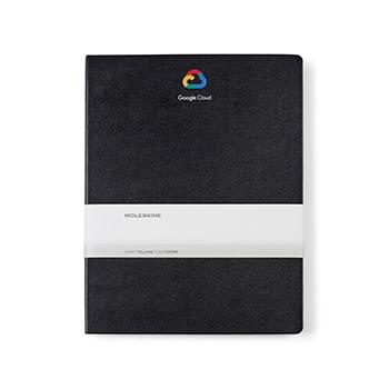 Moleskine® Hard Cover Ruled XX-Large Notebook