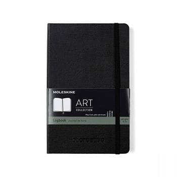 Moleskine® Logbook Notebook