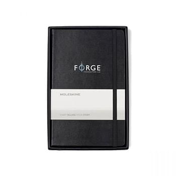 Moleskine® Large Notebook Gift Set
