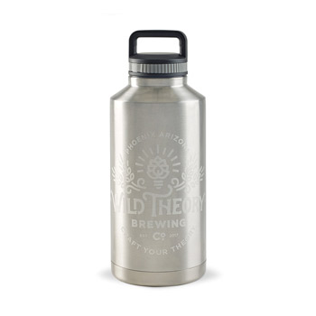 Aviana™ Canyon XL Double Wall Stainless Growler - 64 Oz.