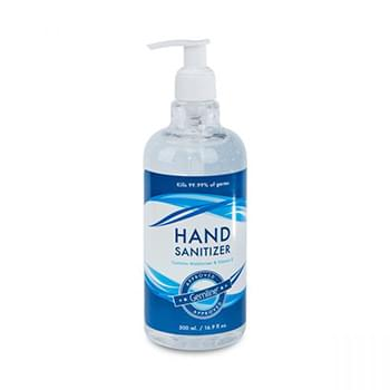 16.9 Oz. Hand Sanitizer with Pump