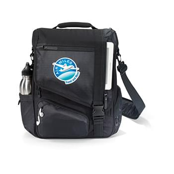 Life in Motion Momentum Computer Messenger Bag