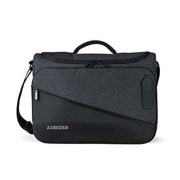 Life in Motion™ Linked Charging Computer Messenger Bag