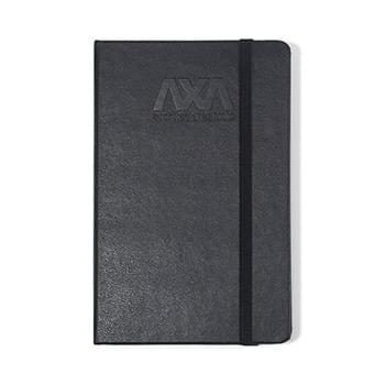 Moleskine Hard Cover Squared Pocket Notebook