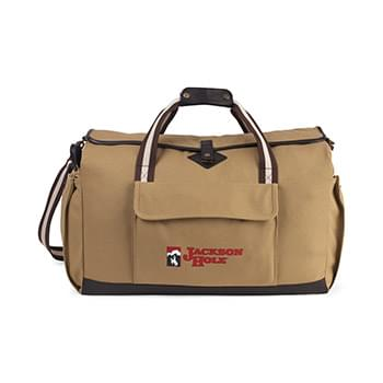 Heritage Supply™ Ridge Cotton Utility Duffel
