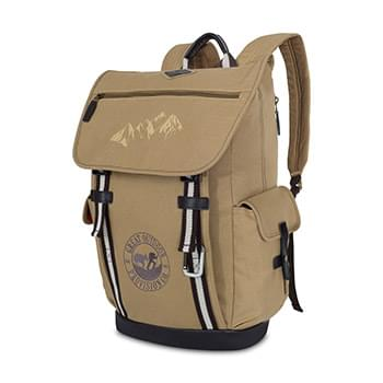 Heritage Supply™  Ridge Cotton Computer Backpack