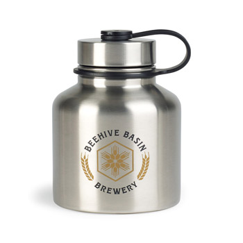 Dakota Stainless Growler - 37 Oz.