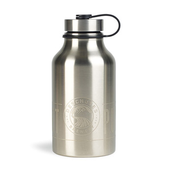 Dakota XL Stainless Growler - 67 Oz.
