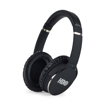 Brookstone® Noise Canceling Bluetooth® Headphones