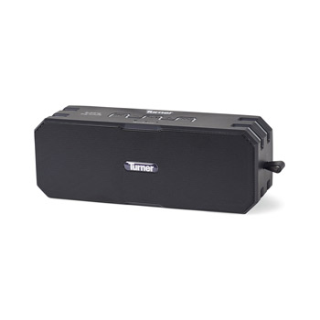 Brookstone® Armor Waterproof & Dustproof Bluetooth® Speaker