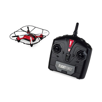Brookstone® Flight Force HD Video Drone