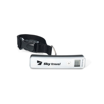 Brookstone® Digital Luggage Scale