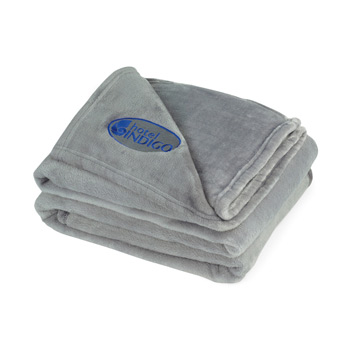 Brookstone® Serenity Plush Throw
