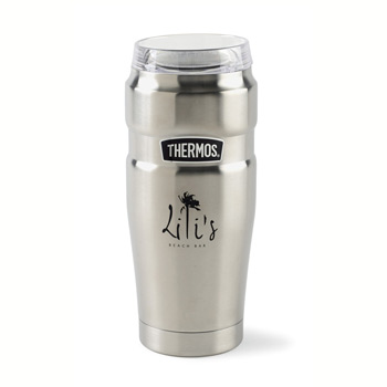 Thermos® Stainless King™ Tumbler with 360° Drink Lid - 20 Oz.