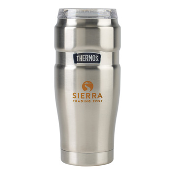 Thermos® Stainless King™ Tumbler with 360° Drink Lid - 32 Oz.