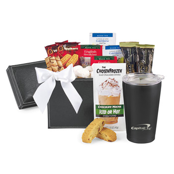 Executive Gourmet Keepsake Box & Aviana™ Gift Set