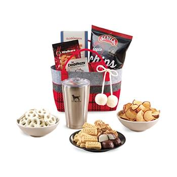 Cozy Holiday Treats Tote with Aviana™ Tumbler