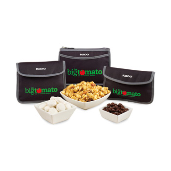 Igloo® Trio of Snacks