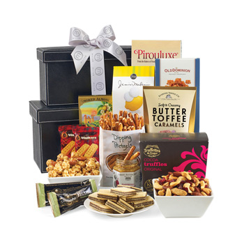 Premium Executive Gourmet Keepsake Tower