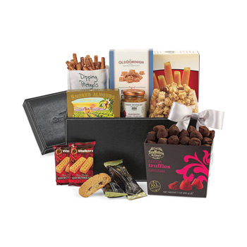Executive Gourmet Keepsake Box