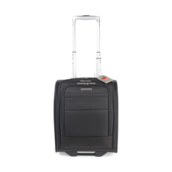 Samsonite ECO-Glide™ Wheeled Underseat Carry-On with Luggage Tag